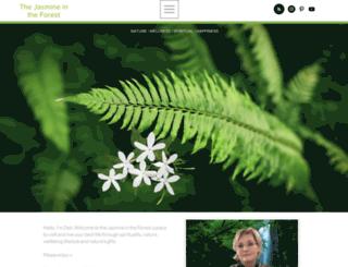 thejasmineintheforest.com screenshot
