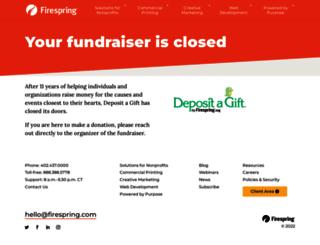 thejillconleymemorialfund.mydagsite.com screenshot
