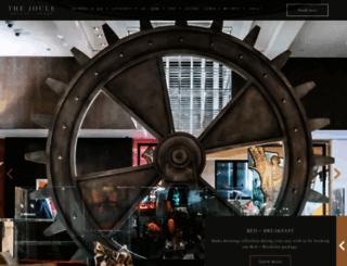thejouledallas.com screenshot