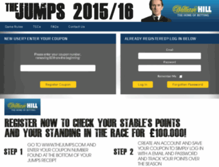 thejumps.com screenshot