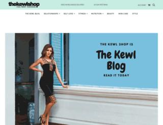 thekewlshop.myshopify.com screenshot
