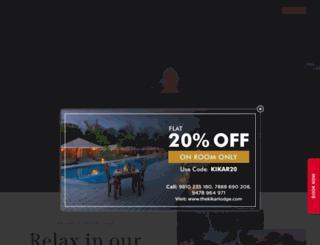 thekikarlodge.com screenshot