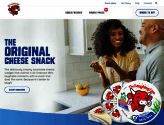 thelaughingcow.com screenshot