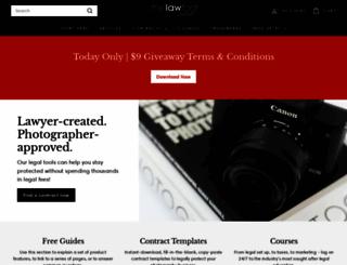 thelawtog.com screenshot