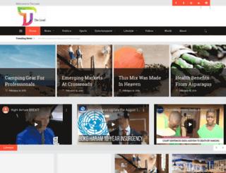 thelead.com.ng screenshot