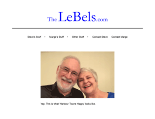 thelebels.com screenshot