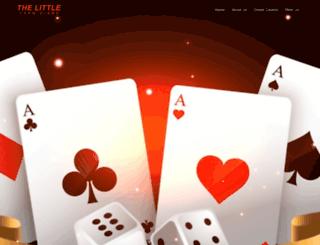 thelittlefarmdiary.com screenshot