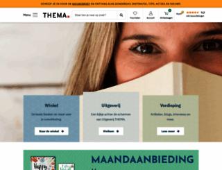 thema.nl screenshot