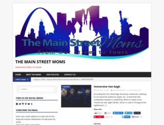 themainstreetmoms.com screenshot