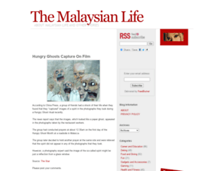 themalaysianlife.blogspot.sg screenshot