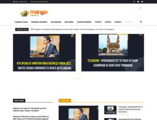 themangonews.com screenshot