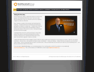 themarshallplan.org screenshot
