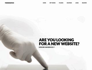 theme-dutch.com screenshot
