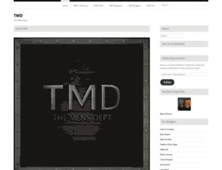 themensdeptsl.wordpress.com screenshot