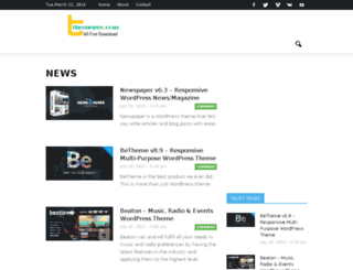 themepre.com screenshot