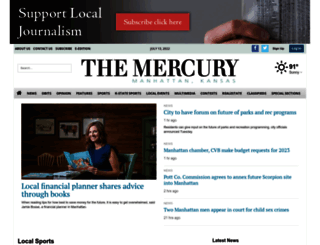 themercury.com screenshot