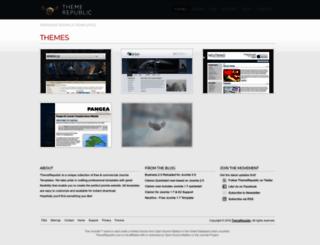 themerepublic.com screenshot