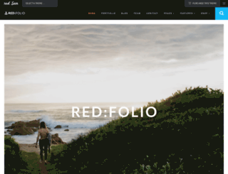 themes.red-sun-design.com screenshot