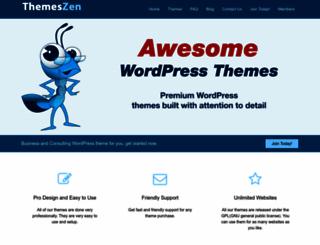 themeszen.com screenshot