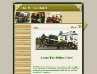 themiltonhotel.co.uk screenshot