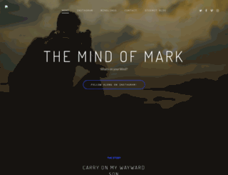 themindofmark.com screenshot