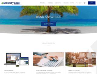 themissionbank.com screenshot