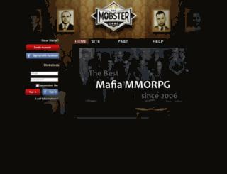 themobstergame.com screenshot