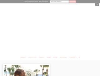 themommymyway.com screenshot