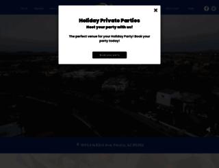 themoonsaloon.com screenshot