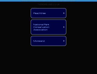 themoreland.co.uk screenshot