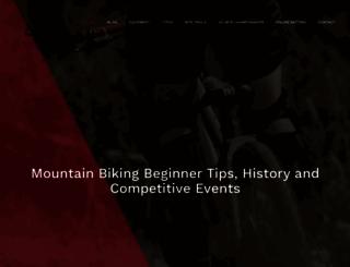 themountainbikelife.com screenshot