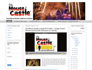themousecastle.com screenshot