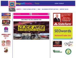 thenationaltrader.com screenshot