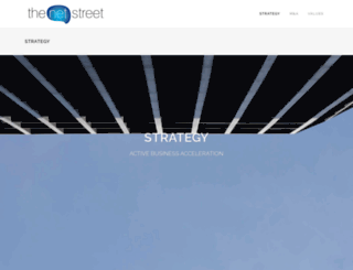 thenetstreet.com screenshot