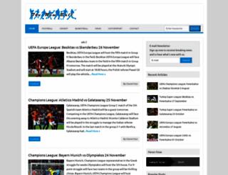 thenewball.blogspot.com screenshot