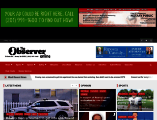 theobserver.com screenshot