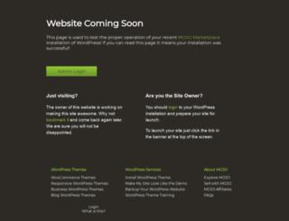 theoptionclub.com screenshot