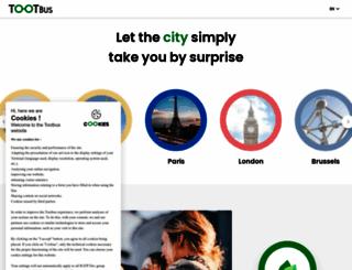 theoriginaltour.com screenshot