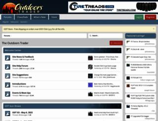 theoutdoorstrader.com screenshot