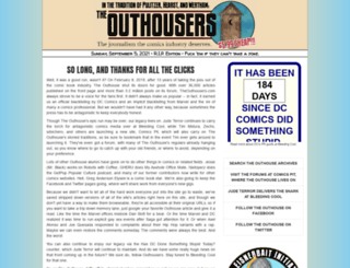 theouthousers.com screenshot