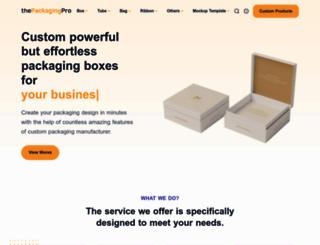 thepackagingpro.com screenshot