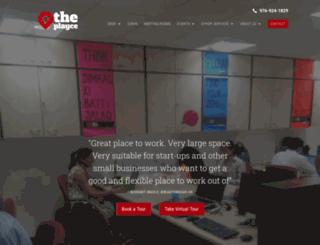 theplayce.in screenshot