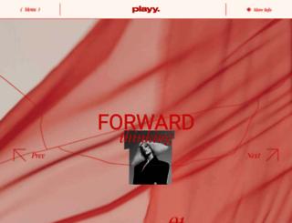 theplayground.co.uk screenshot