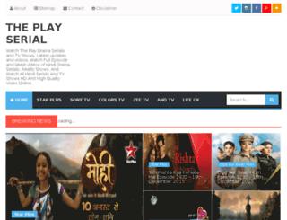 theplayserial.net screenshot