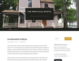 thepracticalmystic.org screenshot