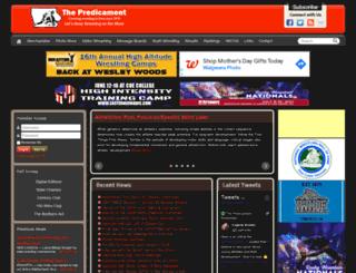 thepredicament.com screenshot