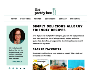 theprettybee.com screenshot