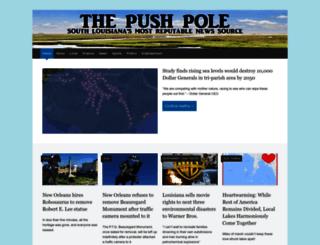 thepushpole.com screenshot