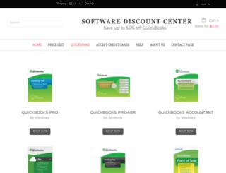 theqbspecialists.com screenshot