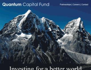thequantumcapitalfund.com screenshot